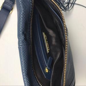 Elizabeth and James Bags - Elisabeth and James Blue Leather Crossbody Bag
